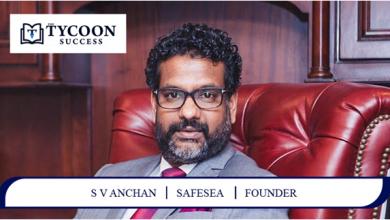 S V Anchan | Founder | Safesea Group | Logistics Solution