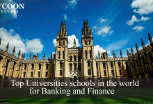 Top Universities For Master In Banking And Finance | Business Schools | Tycoon Success