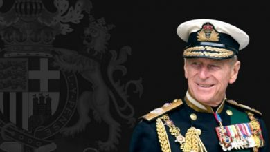 Prince Philip Died