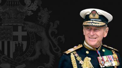 Prince Philip Died