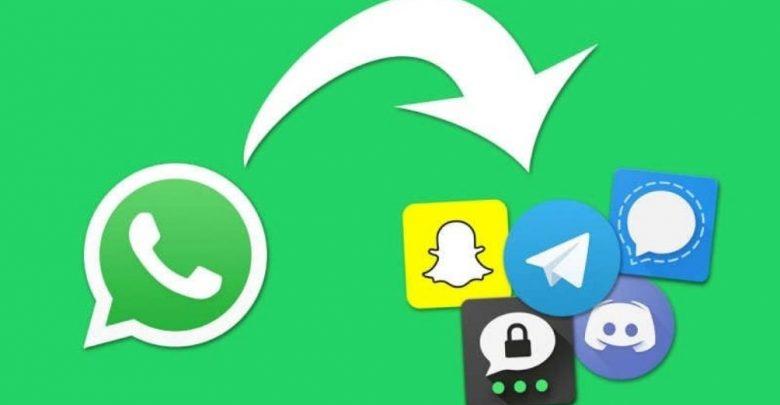 Alternative for Whatsapp   Whatsapp New Privacy Policy   Business Magazine