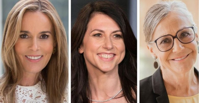 The top Richest Women In the World in 2021