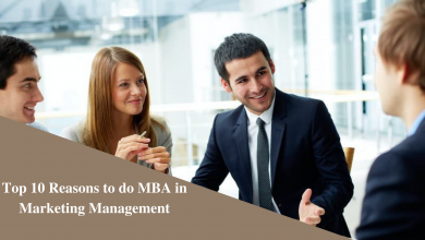 Top 10 Reasons to do MBA in Marketing Management